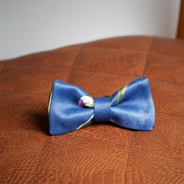 Blue bow tie - product image
