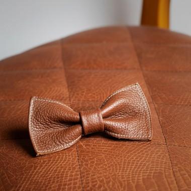 Δερμάτινο παπιγιόν - product image