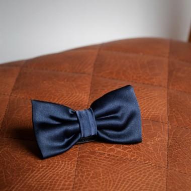 Σκούρο μπλε παπιγιόν - product image