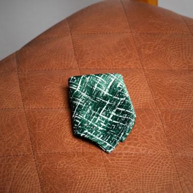 Πράσινο/λευκό μαντίλι - product image