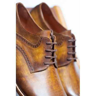 Patina Brown shoes - product image