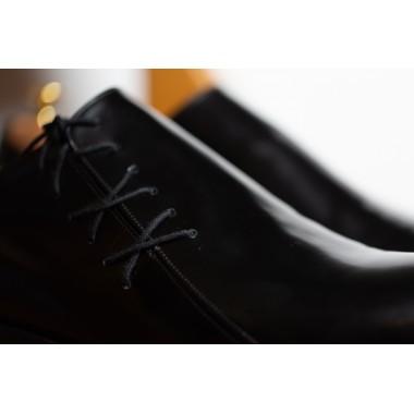 Μαύρα δερμάτινα παπούτσια - product image