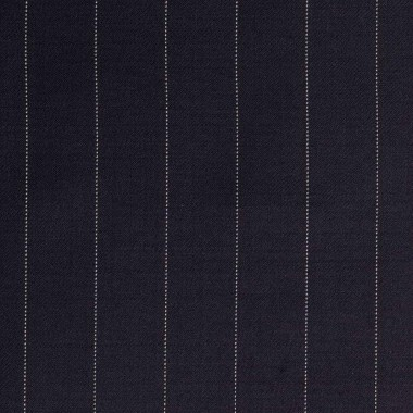 BUSINESS SUIT/DARK BLUE STRIPES