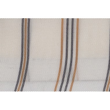 SLEEVE LINING/BEIGE WITH STRIPES