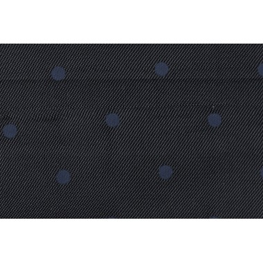 FANCY LINING/BLUE POLKA DOT