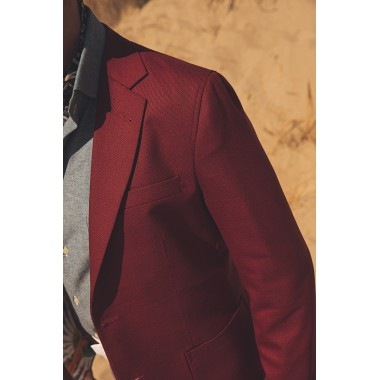 Red jacket - product image
