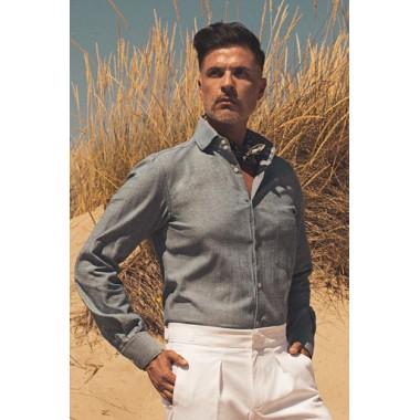 Μπλε τζιν πουκάμισο - product image