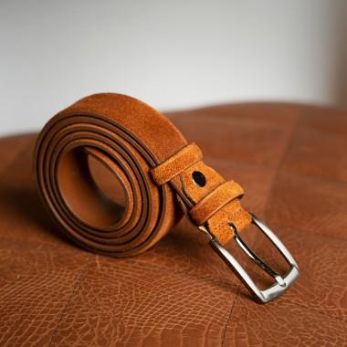 Leather belt - product image