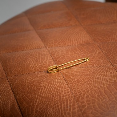 Gold tie pin - product image