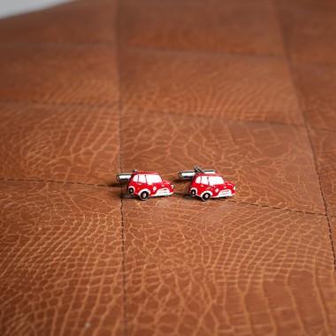 Κόκκινα μανικετόκουμπα Mίνι - product image