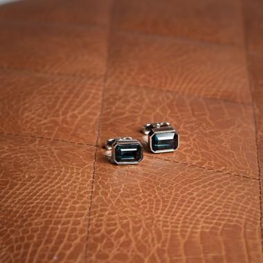 Black cufflinks - product image