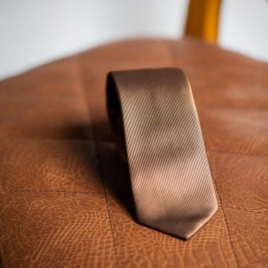 Beige/Brown tie - product image